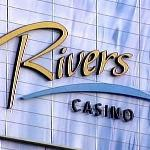 Rivers Casino 10 min. from location