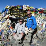 Thorong La pass (5416 m)
