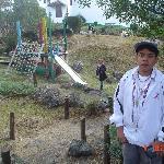 Caminerias hacia el Laguito