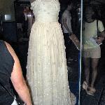 Mrs Obama's Dress