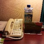 Desk stuff
