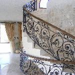 the beautiful stairway