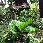 Cottages and Garden at Ting gading