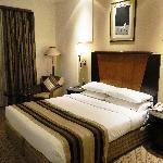 The Park Kolkata - King bed room