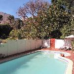 Mountain Magic Garden Suites Foto