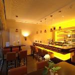 Hotel Bar vom Air-Hotel Wartburg