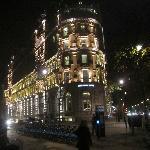 Corinthia at Night