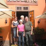 Mona, Mats, Anita & Johnny from Sweden