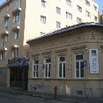Bo18 Hotel von auβen