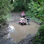 The ATV tour in Arenal Volcano. Guarantee