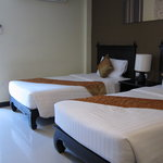 Photo de White Sand Krabi Hotel
