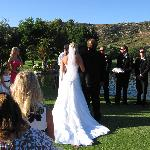 Wedding on San Vicente Golf Course