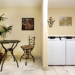 Complimentary Laundry Room