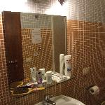 Il bagno della camera 1
