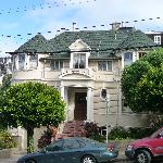 Mrs Doubtfire - in the lovely Pacific Heights area.