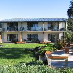 Stay right on the beach @ Beachfront Resort, Whitianga, The Coromandel, NZ
