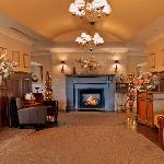 cosy and elegant lobby