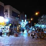 Busy streets Aqaba