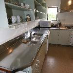 Beachfront Resort King Beachfront Unit - Kitchen