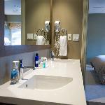 Birch Junior Suite bathroom vanity