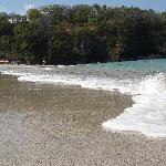 La plage de sable blanc à 15 minutes