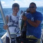 Ramon and his tuna