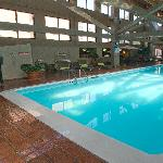 Indoor Pool 92 degrees