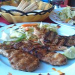 Grilled fish (Tilapia)