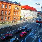 Ein Blick auf Erfurt