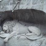 Lion Monument, Luzern