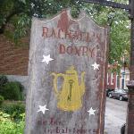 Rachel's Dowry Sign