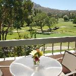 San Vicente Golf Resort Lodge Guestroom View