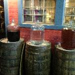 Rum in its Different Stages