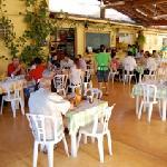 Carmelita's restaurant setting