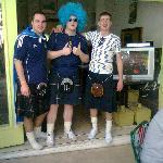 Scoittish guys stay Scottish everywhere
