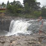 Local Hauru Falls