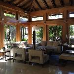 lobby casa de campo