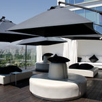 Rooftop w/ seating