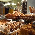パン好きに嬉しい種類の多さ