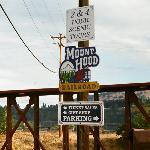 Mt Hood Railroad,Mt Hood,Oregon