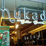Hukad sign
