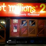 Entrance of Hot millions 2