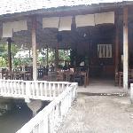 Restaurant und Garten