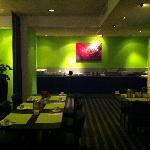 Brakfastroom/buffet