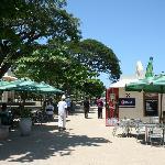 Zenji Forodhani Garden Cafe