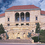 The Dayton Art Institute is located in downtown Dayton, Ohio, just off Interstate 75.