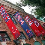 100 year old Fenway Park