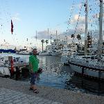 Yachthafen von Port el Kantoui