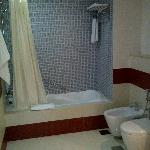 Salle de bain - Baignoire
