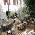 Square Restaurant